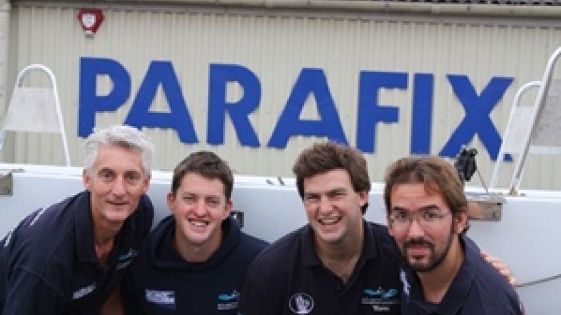 Parafix sponsor charity challenge