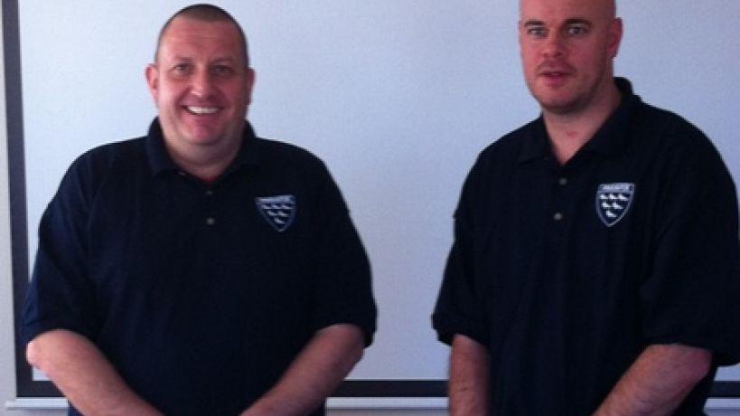 Parafix Sussex Senior Challenge Cup 3rd round draw 2012
