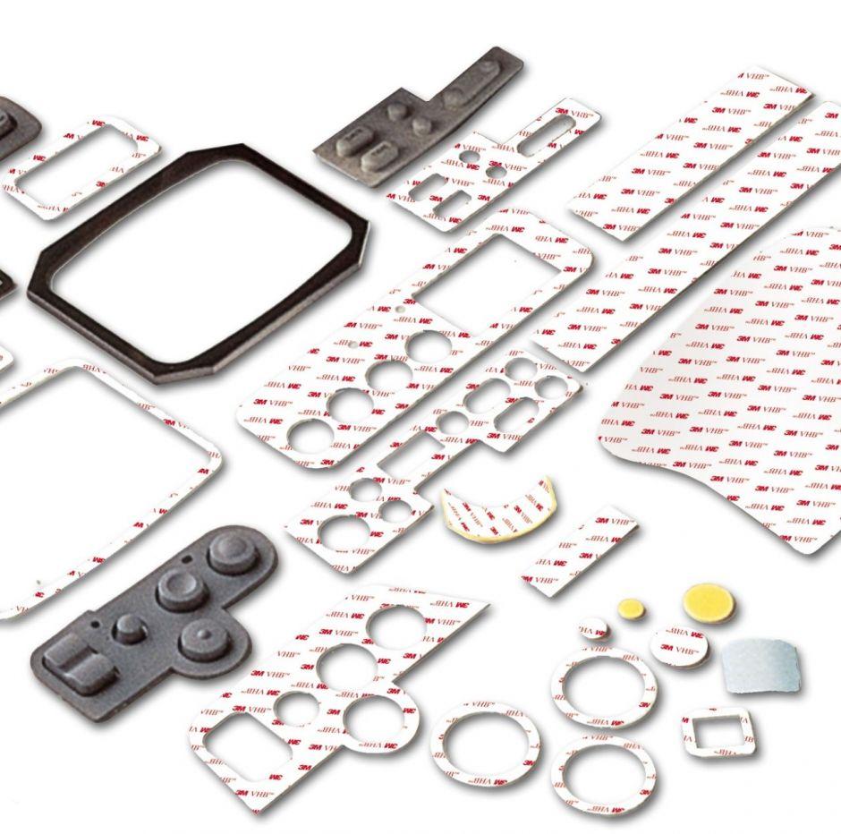 Beneficios del componente adhesivo a medida