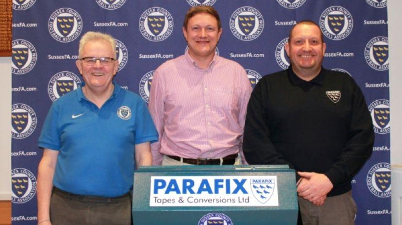Parafix Sussex Senior Challenge Cup quarter-final draw 2014