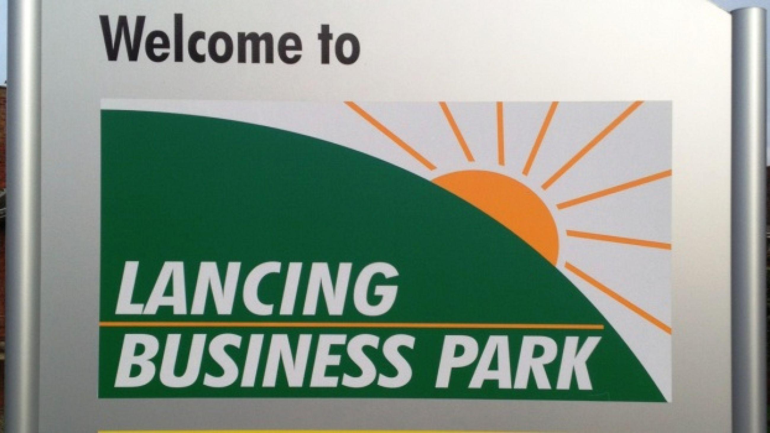 Lancing Business Park second term BID success