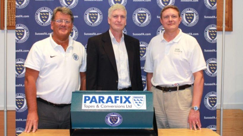 Parafix Sussex Senior Challenge Cup 2nd round draw 2014