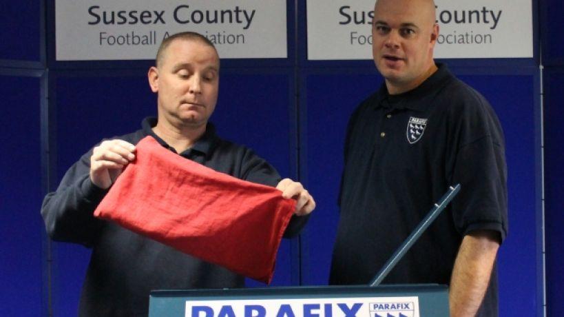Parafix Sussex Senior Challenge Cup 2nd round draw 2013