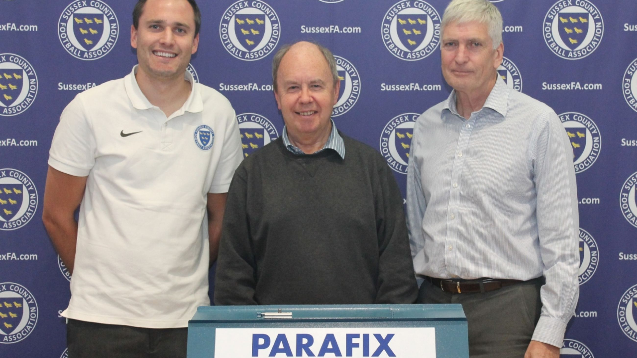 Parafix Sussex Senior Challenge Cup 2nd Round Draw 2016