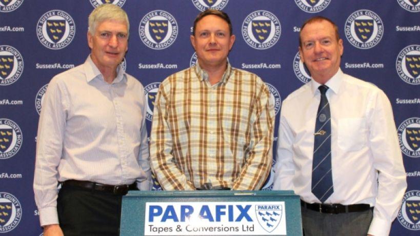 Parafix Sussex Senior Challenge Cup 3rd round draw 2014
