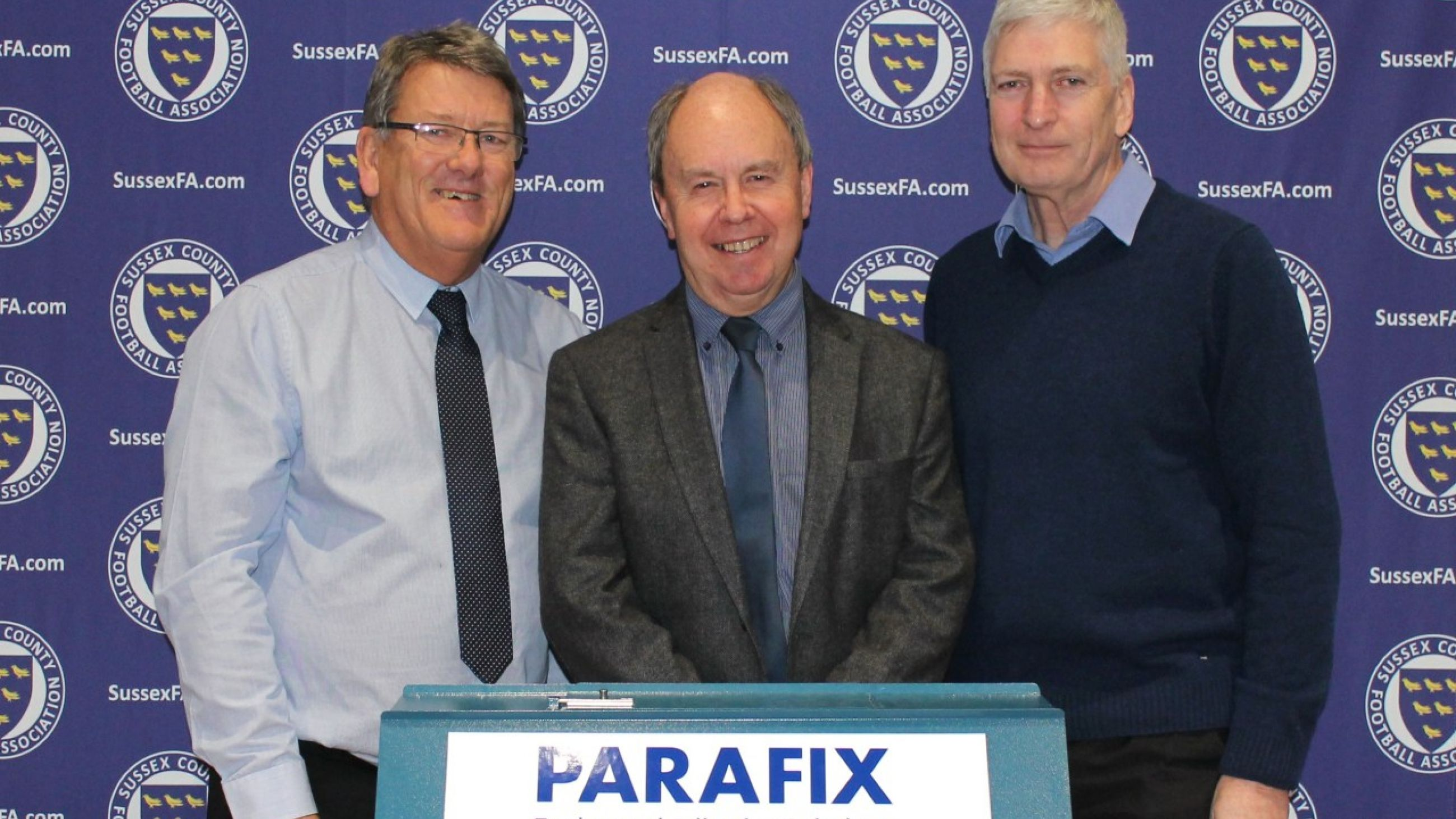 Parafix Sussex Senior Challenge Cup Semi Final Draw 2017