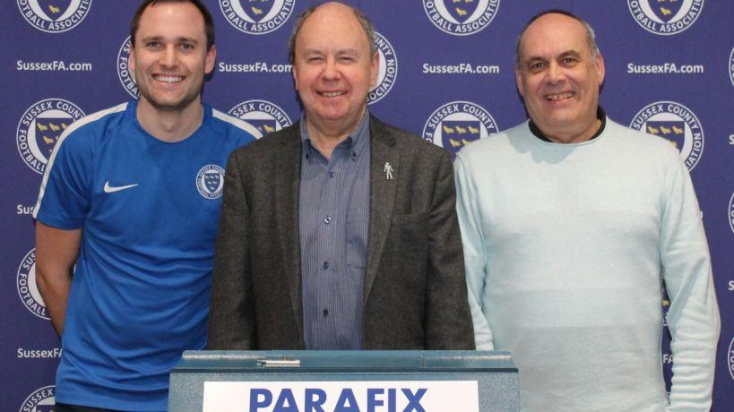 Parafix Sussex Senior Challenge Cup Semi-Final Draw 2018