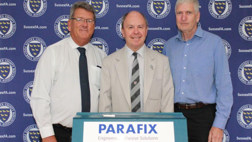 Parafix Sussex Senior Challenge Cup 2nd round draw 2017