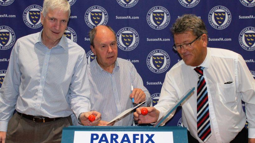 Parafix Sussex Senior Challenge Cup 3rd Round Draw 2016