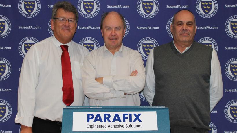 Parafix Sussex Senior Challenge Cup 3rd Round Draw 2017