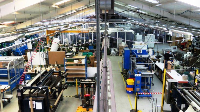 Parafix UK manufacturing expansion
