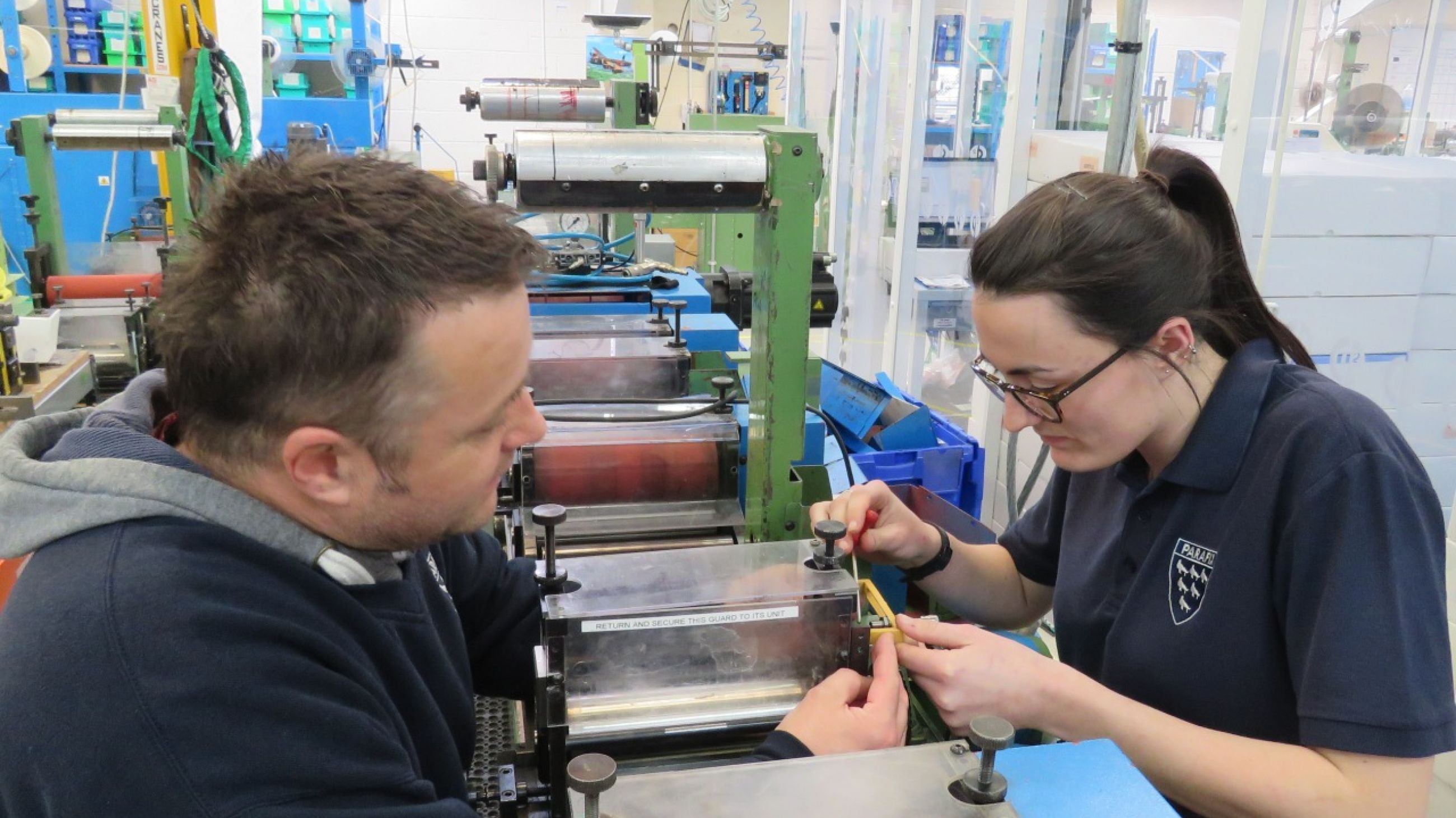 News from our apprentice – Blog 15