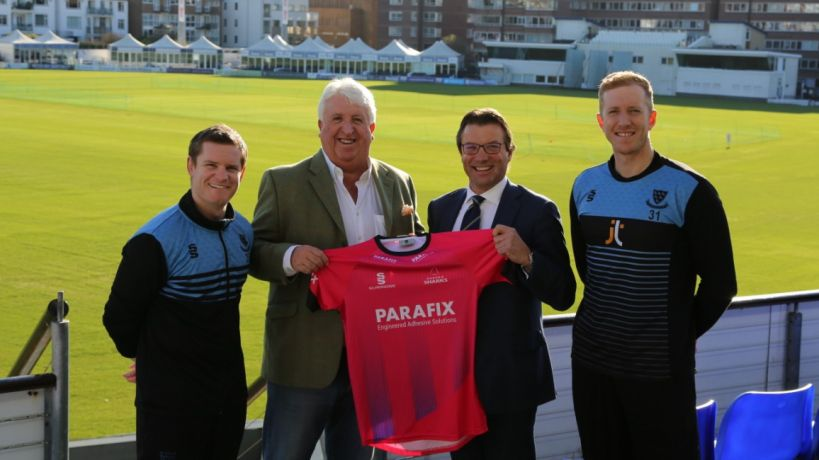 Parafix extend One-Day Cup sponsorship