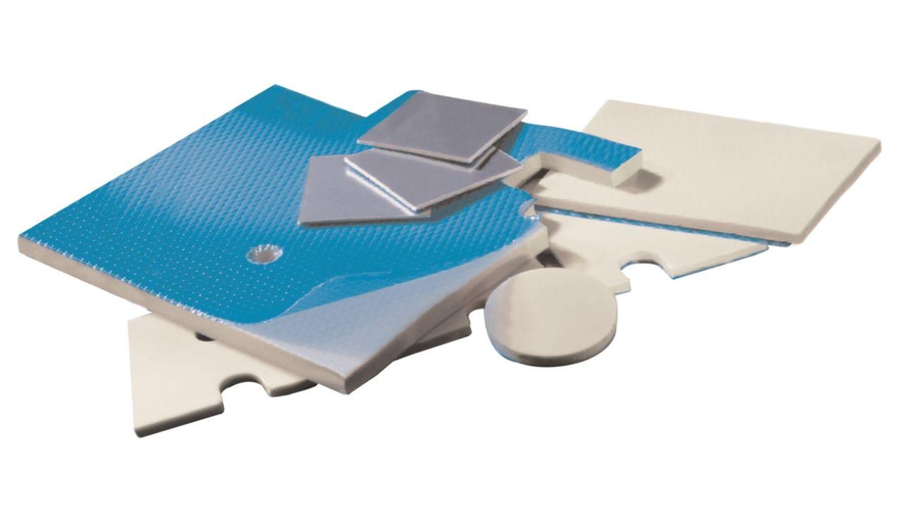 Thermal gap pads
