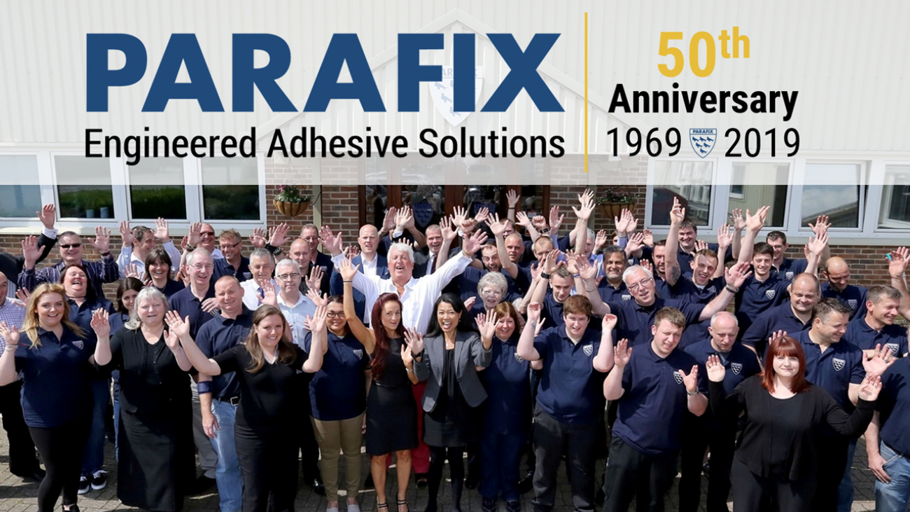 Parafix turns 50