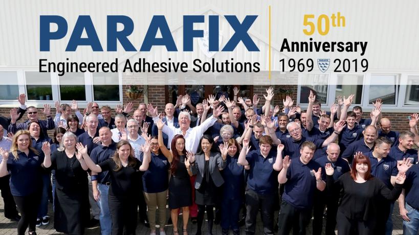 Parafix Scores a Half-century
