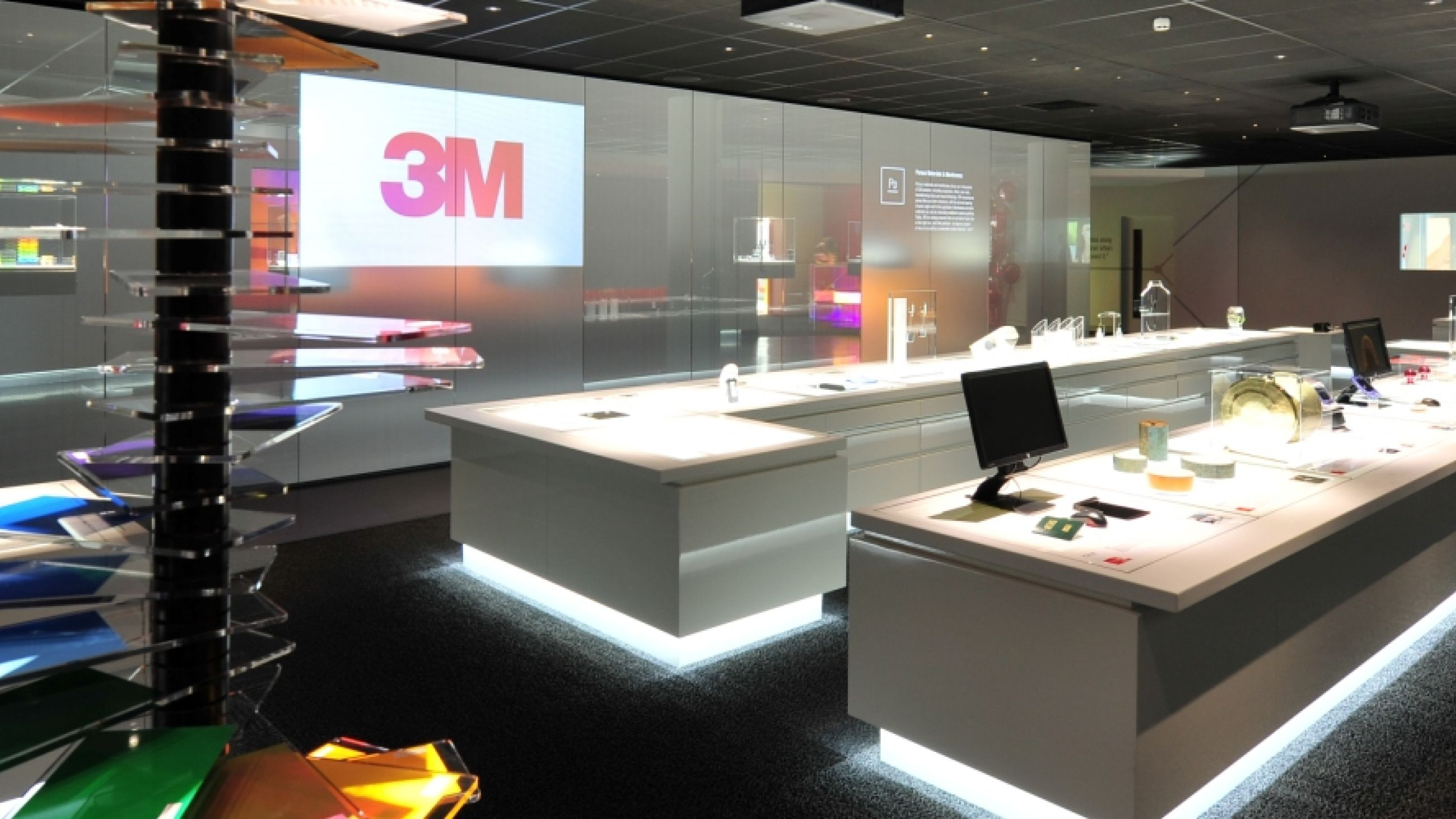 Inspiring STEM subjects at 3M's Innovation Centre