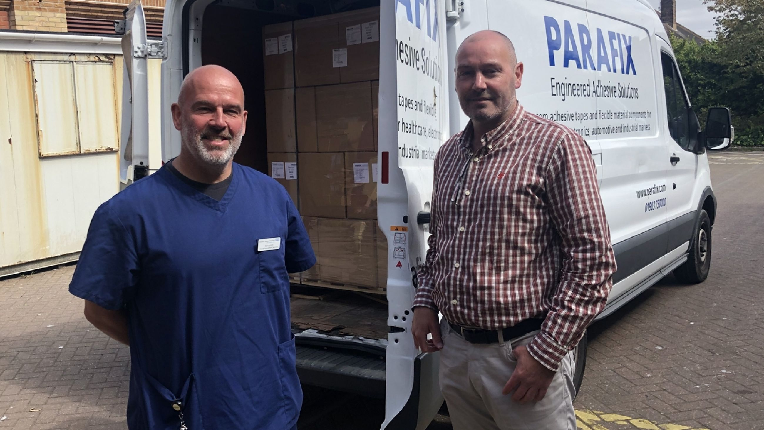 Parafix Stands Up to COVID-19