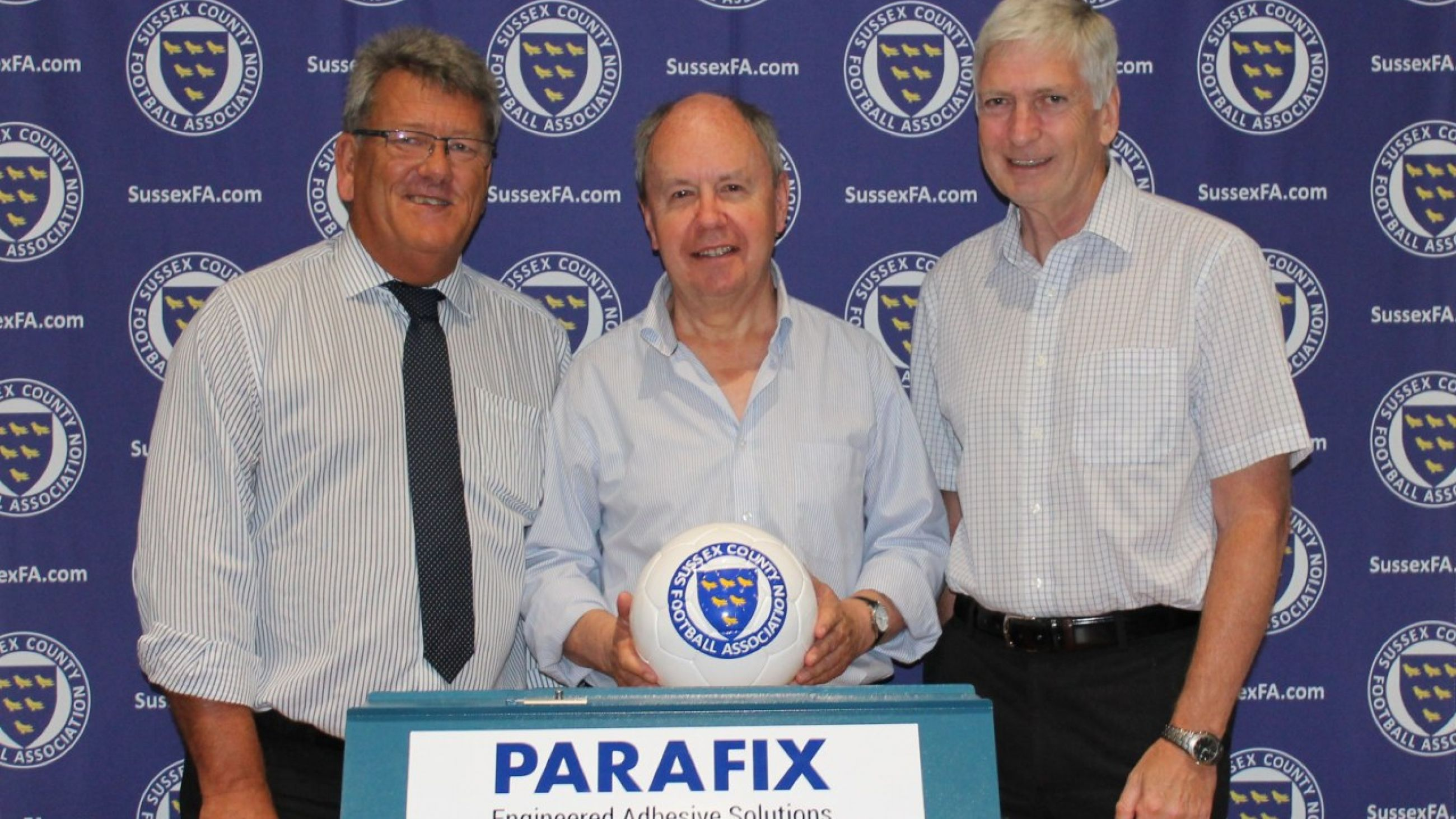 Parafix Sussex Senior Challenge Cup 1st Round Draw 2017
