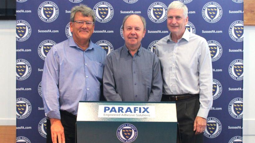 Parafix Sussex Senior Challenge Cup 1st Round Draw 2016