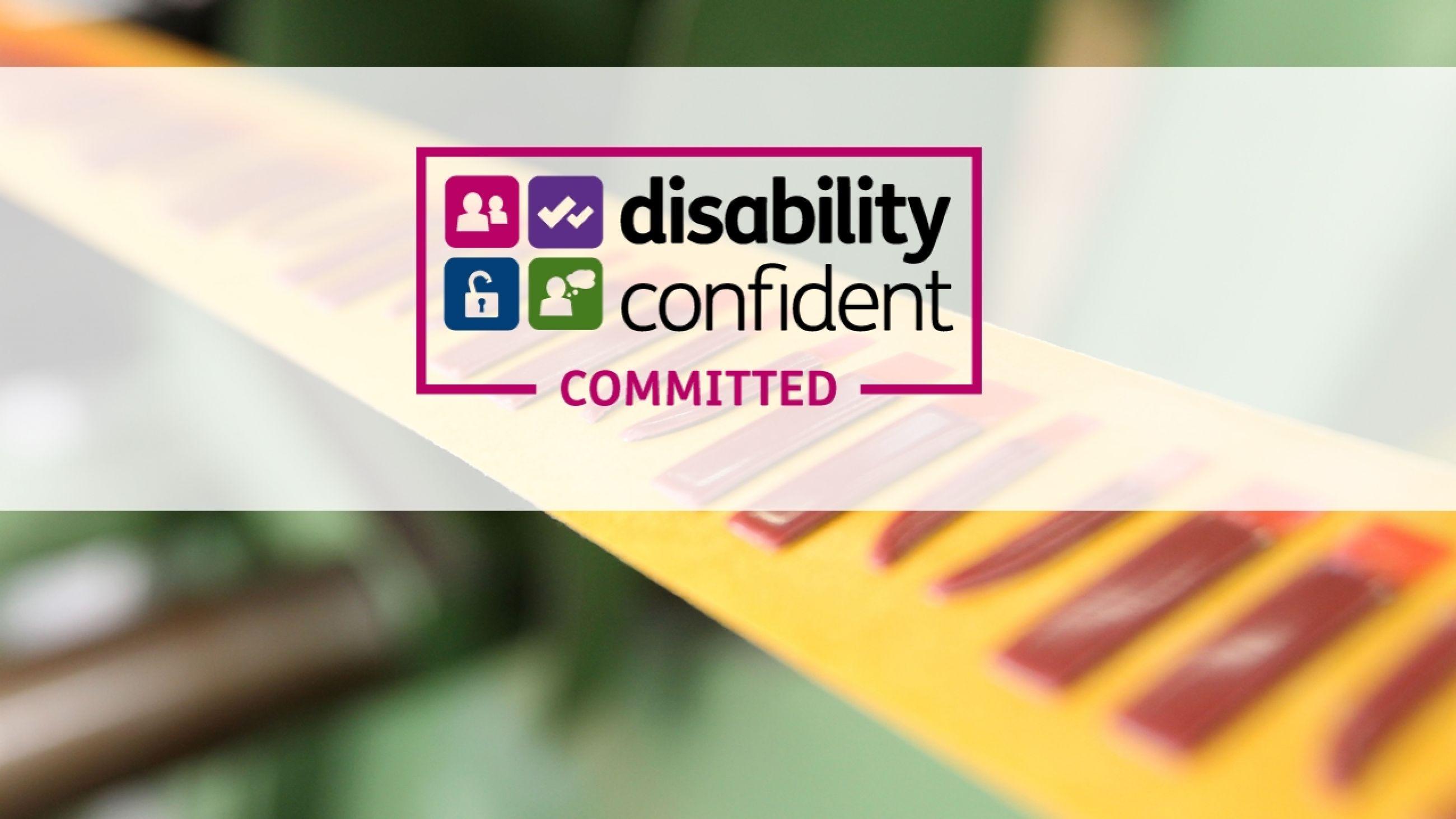 Parafix is Disability Confident
