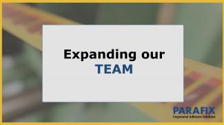 Parafix is Expanding our Team