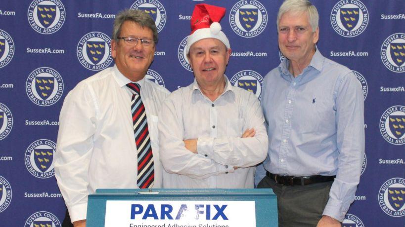 Parafix Sussex Senior Challenge Cup Quarter Final Draw 2016